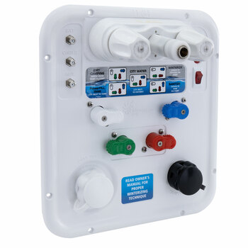 RV Multifunction City Water Fill Panel Nautilus P4