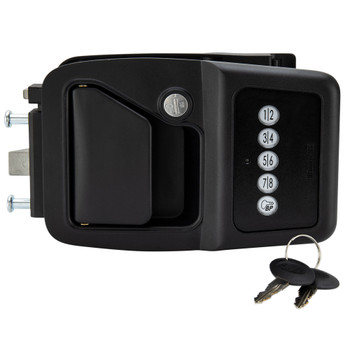 RV Electronic Door Lock