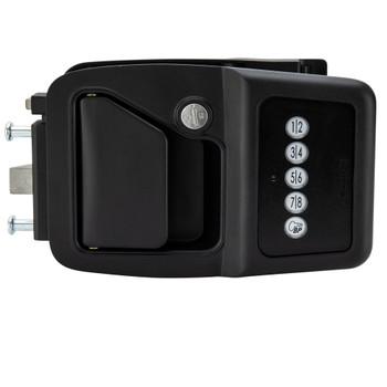 RV Electronic Door Lock