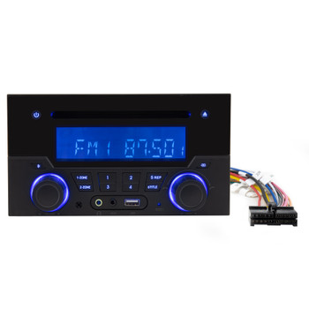 RV Stereo Entertainment Center CD/DVD/MP3 AM/FM Bluetooth