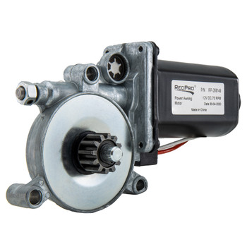 RecPro RV Awning Motor Fits Pre-2015 Models