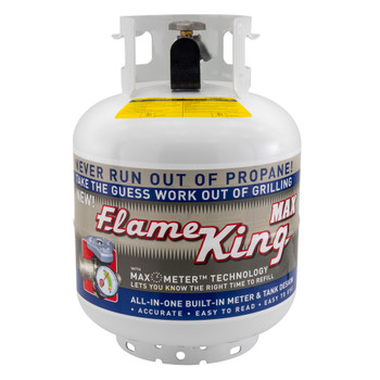 RV 20lb Propane Gas Tank Optional Mounting Kit
