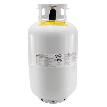 RV 30lb Propane Gas Tank