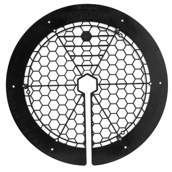 Ice Fishing Ice Hole Mesh Safety Cover Lid