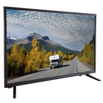 "RV 32"" Television 720p LED Screen 12/120-Volt TV"