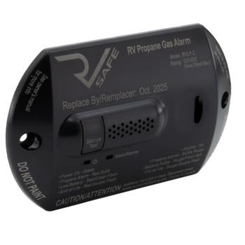 RV LP Propane Gas Detector with Alarm