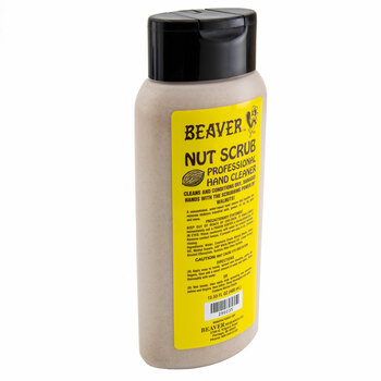 Beaver Nut Scrub Walnut Shell Hand Cleaner
