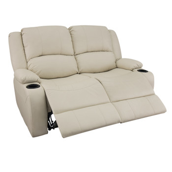 "RecPro Charles 58"" RV Loveseat in Ultrafabrics® Brisa®"