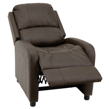 "RecPro Charles 28"" Push Back Recliner Small RV Chair"
