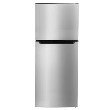 RV Refrigerator 7 Cubic Feet 12V Stainless Steel