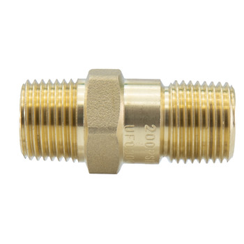 "RV Back Flow Preventer 1/2"" Brass Check Valve"