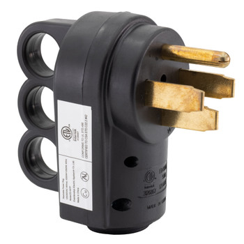 50 Amp RV Plug Replacement Male