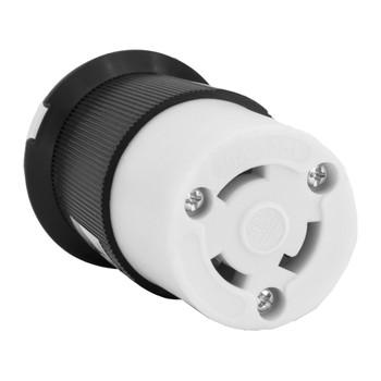30 Amp RV Locking Plug Female