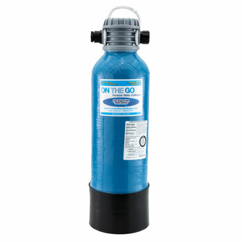 RecPro RV On-The-Go Portable Water Softener