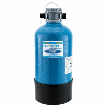 RecPro RV On-The-Go Portable Double Water Softener