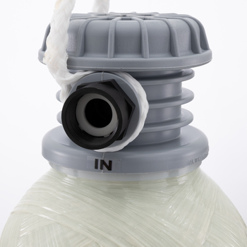 RecPro RV On-The-Go Portable De-Ionizer Water Softener