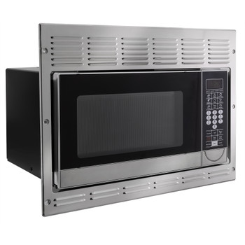 RV Convection Microwave Stainless Steel 1.1 cu. ft. Replaces Greystone