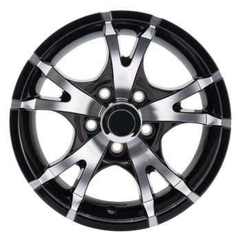 "14x5.5 5-Lug Aluminum RV Wheel T07 4.5""BP"