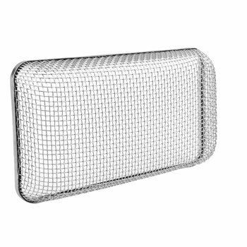 """RV Furnace Vent Cover 4"""" x 7 1/2"""""""