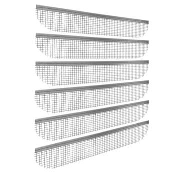 RV Refrigerator Vent Screen Kit