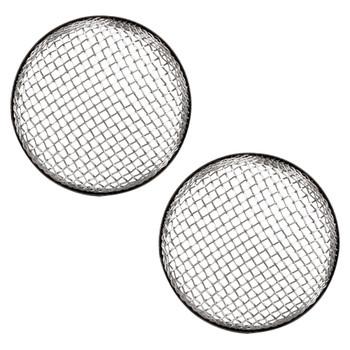 "RV Furnace Vent Cover 2 7/8"" Diameter"