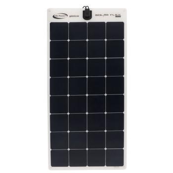 Go Power! 100-Watt Flexible RV Solar Panel Kit RecPro