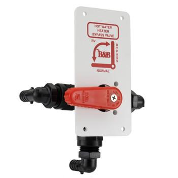 Hot Water Heater Bypass Diverter Valve