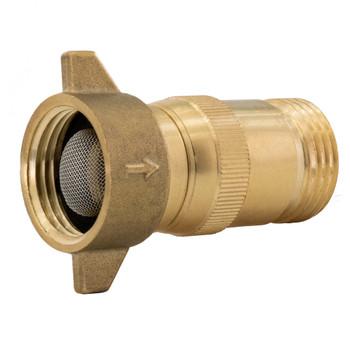 RecPro RV Brass Water Pressure Regulator