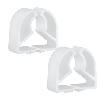 Replacement Plastic Clamp for Bunk Bed Fan with LED Lamp