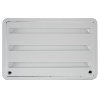 RV Refrigerator Sidewall Vent Assembly 24""