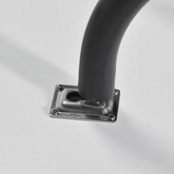 LHW-B Boat Ladder Hardware - Mount for Pontoon Boarding Ladders