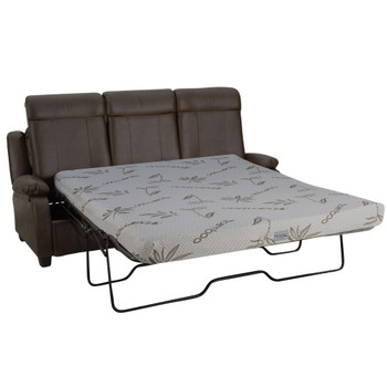 "RecPro Charles 80"" RV Sleeper Sofa with Hide A Bed"