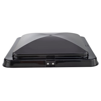 """14"""" x 14"""" Replacement RV Roof Vent Cover Smoke"""