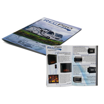 RecPro Product RV Catalog