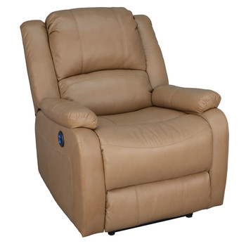 "RecPro Charles 30"" Powered  RV Wall Hugger Recliner"