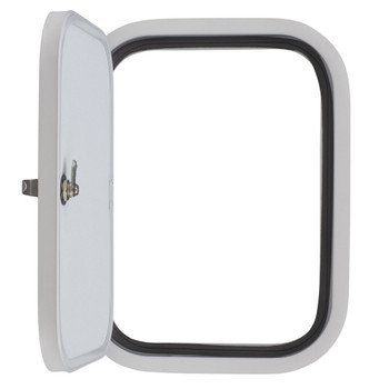 """RV Baggage Door and Compartment Storage 12""""W x 16""""H"""