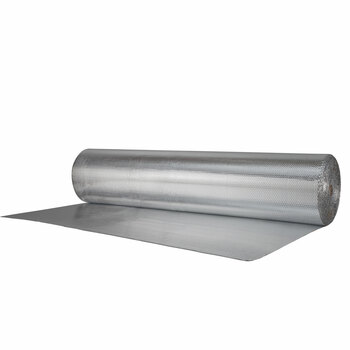 """1/8"""" Extreme Duty Corrugated RV Underbelly Material 76 3/4"""" Wide"""