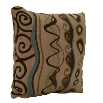 RecPro® RV Pillow Decorative Throw Pillow Beach
