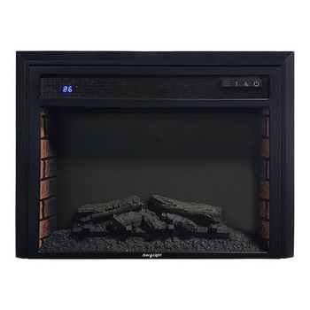 "26"" Electric RV Fireplace Flat Glass"