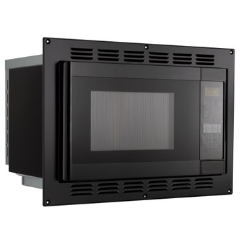 RV Convection Microwave Black