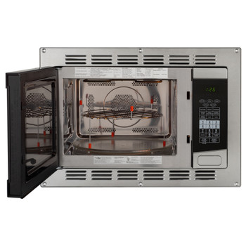 RV Convection Microwave Stainless Steel 1.1 cu. ft.