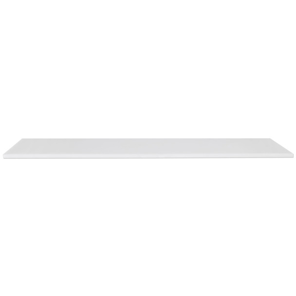 "Concession Stand Cutting Board 48"" White"