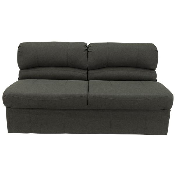 "72"" RV Jackknife Sleeper Sofa with Optional Legs Cloth"