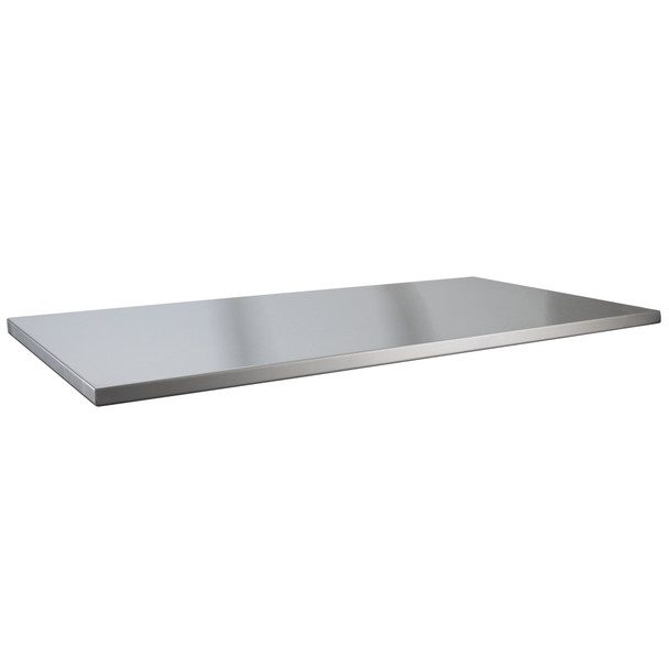 Concession Stainless Steel Counter Top