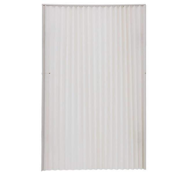 RV Custom Pleated Folding Door