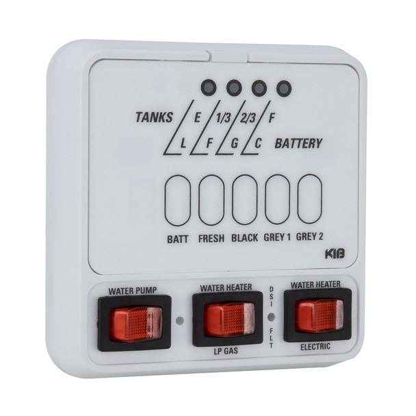 KIB Tank Sensor Monitor Panel M25