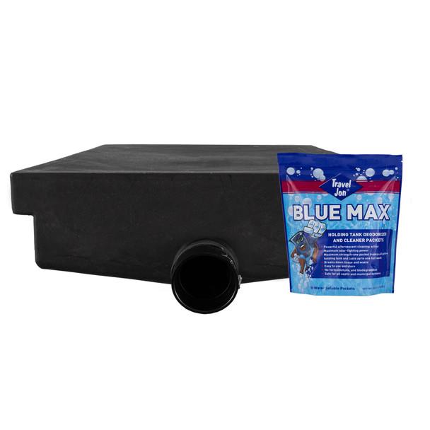 Travel Jon Blue Max Toss-In RV Holding Tank Treatment and Deodorizer
