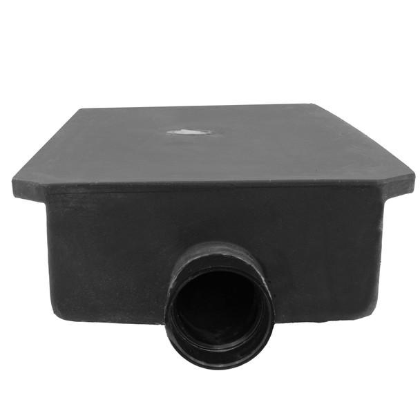 "Alpha 8.5 Gallon 15.75"" x 35.50"" x 6"" Black Water Tank VR16366H"