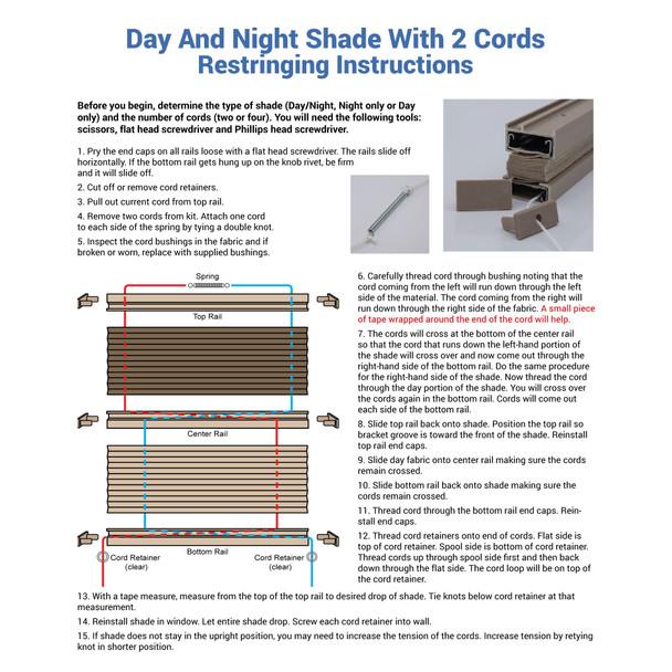 RV Shade Repair Kit