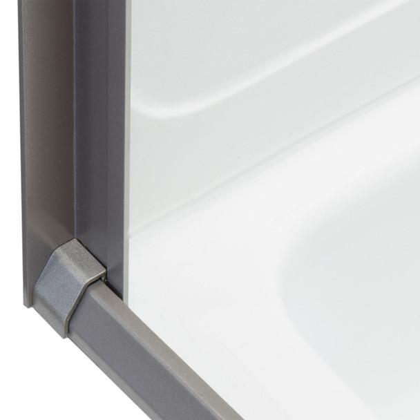 Custom Retractable Shower Door